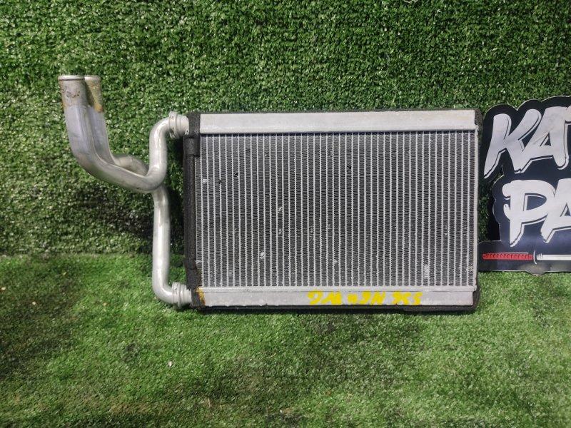 Радиатор печки Mitsubishi Rvr N64WG 4G64 2000 (б/у)