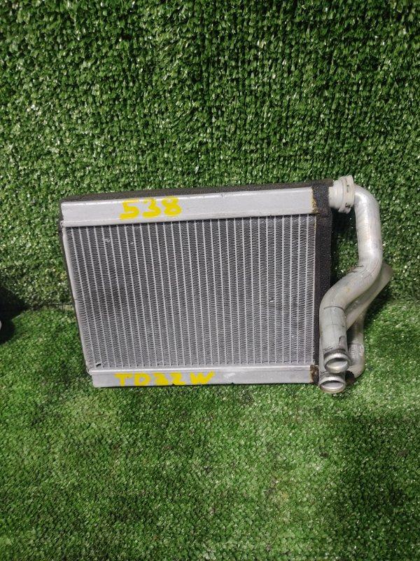 Радиатор печки Suzuki Escudo TD32W RFT 1998 (б/у)