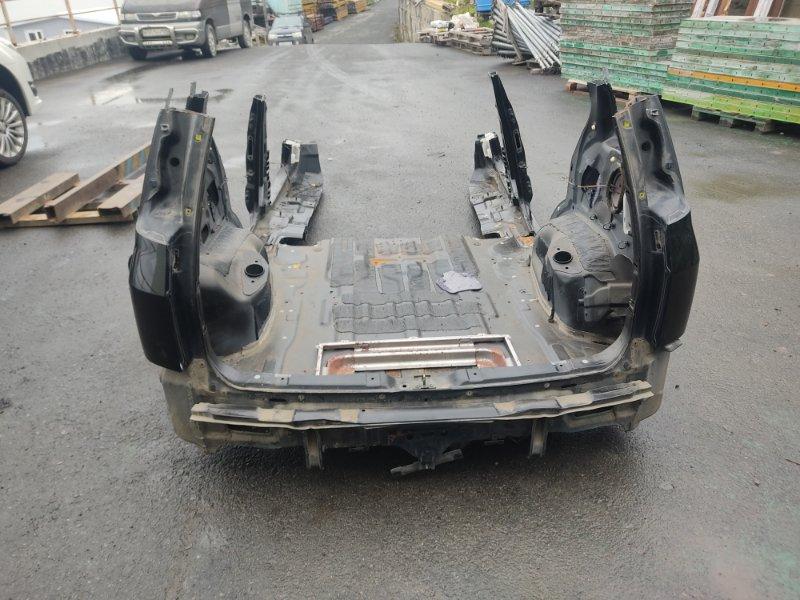 Задняя часть а/м Mitsubishi Rvr N64WG 4G64 2000 (б/у)