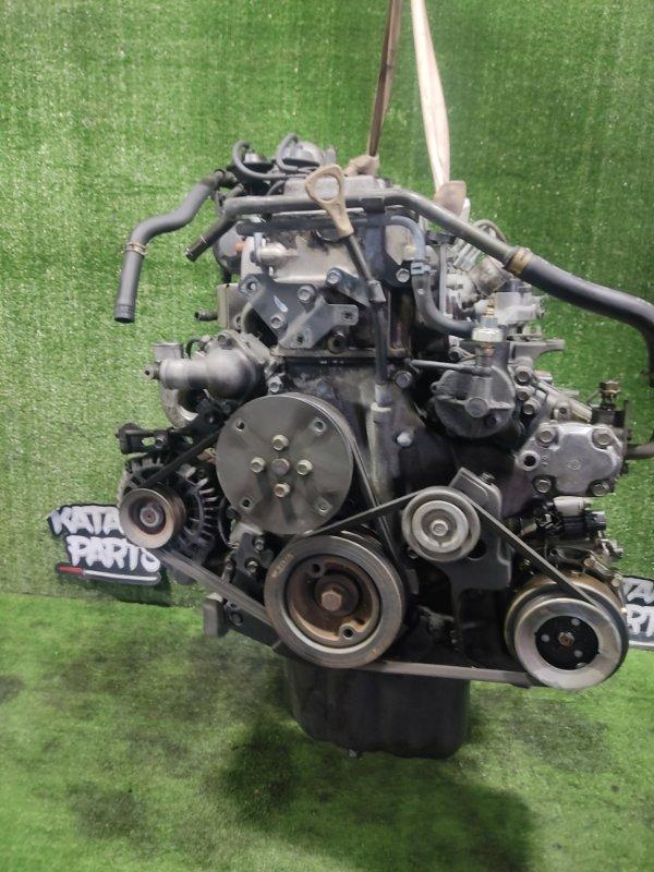 Двигатель Mitsubishi Challenger K97WG 4M40T 1997 (б/у)
