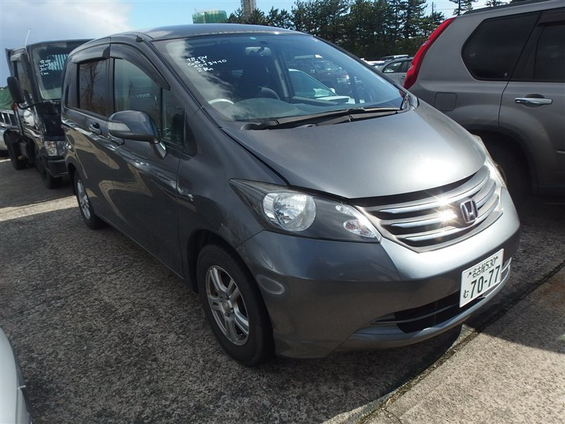 Автомобиль HONDA FREED GB3 L15A 2008 года в разбор