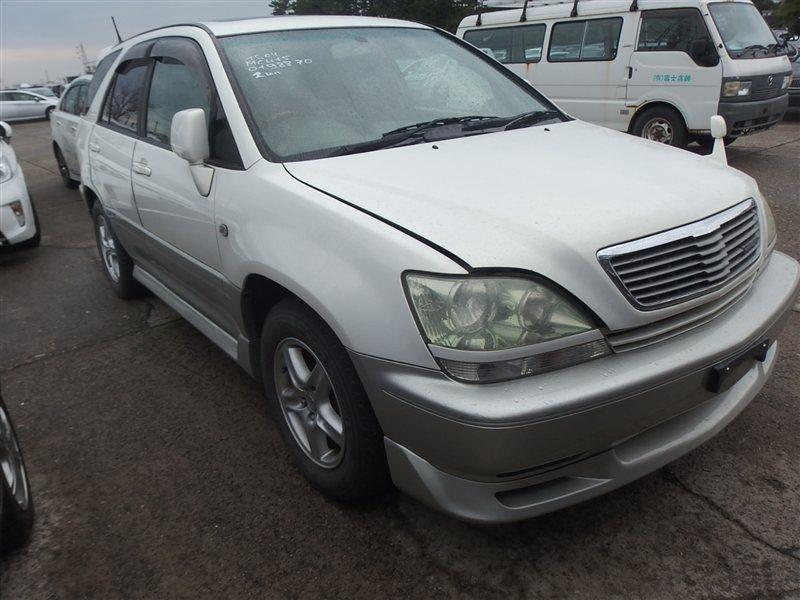 Автомобиль TOYOTA HARRIER MCU15 1MZFE 2001 года в разбор