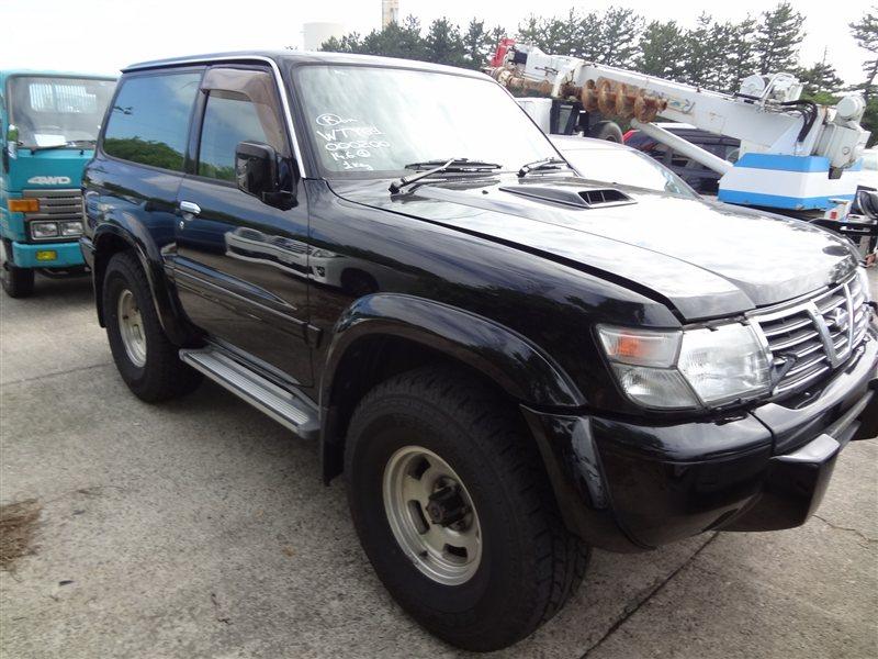 Автомобиль NISSAN SAFARI WTY61 ZD30DDTI 2000 года в разбор