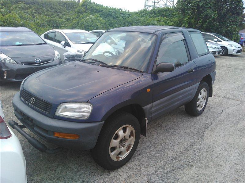 Автомобиль TOYOTA RAV4 SXA10 3SFE 1996 года в разбор