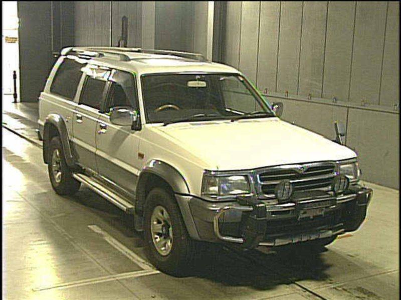Автомобиль MAZDA PROCEED MARVIE UVL6R WLT 1997 года в разбор