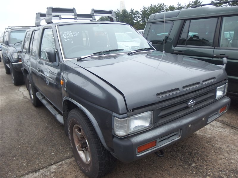 Автомобиль NISSAN TERRANO WBYD21 TD27T 1995 года в разбор
