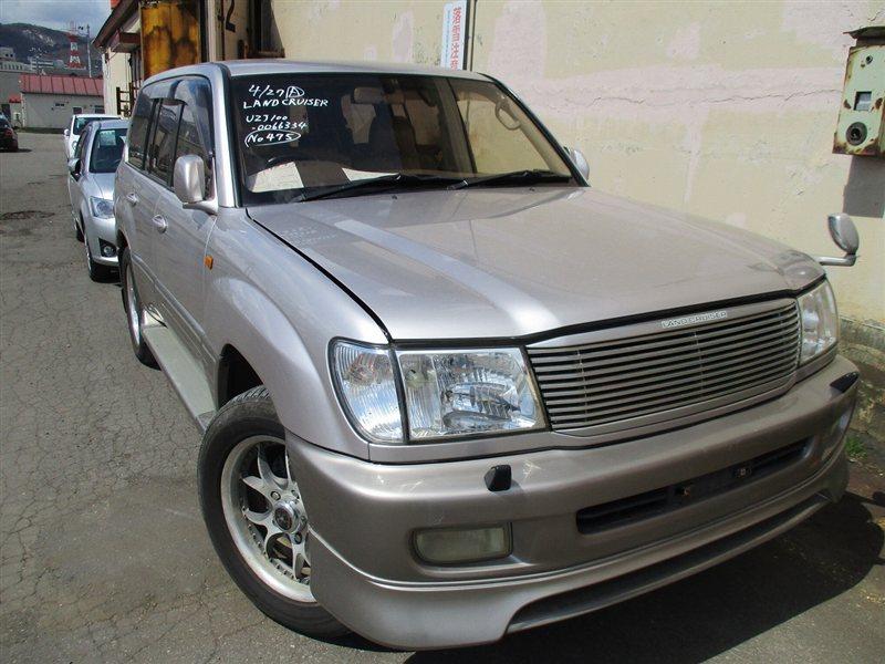 Автомобиль TOYOTA LAND CRUISER UZJ100 2UZFE 1999 года в разбор