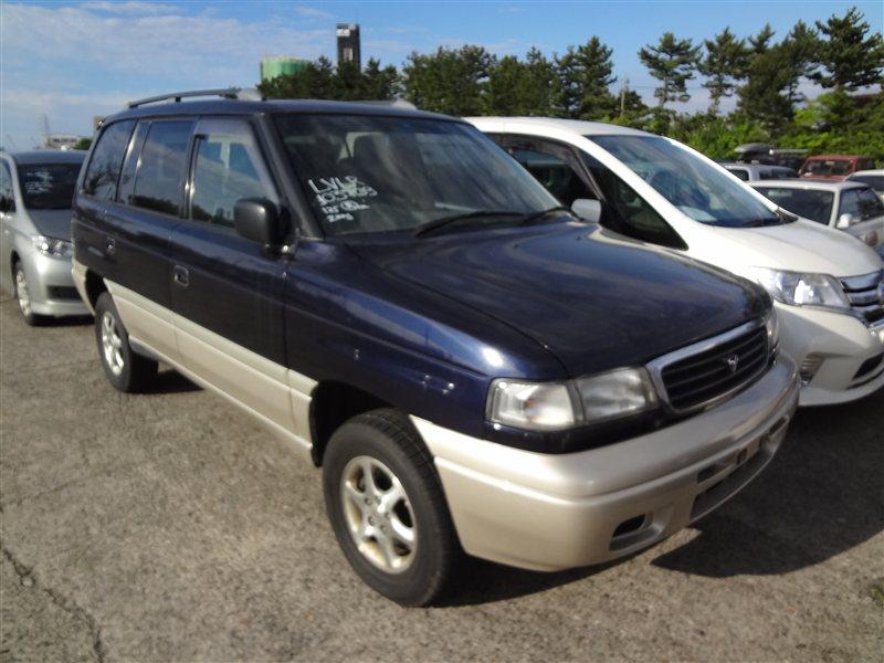 Автомобиль MAZDA MPV LVLR WLT 1995 года в разбор