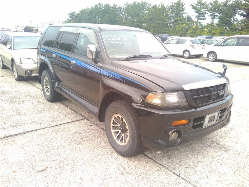 Автомобиль MITSUBISHI CHALLENGER K99 6G74 1997 года в разбор