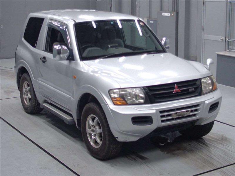 Автомобиль MITSUBISHI PAJERO V68W 4M41T 1999 года в разбор