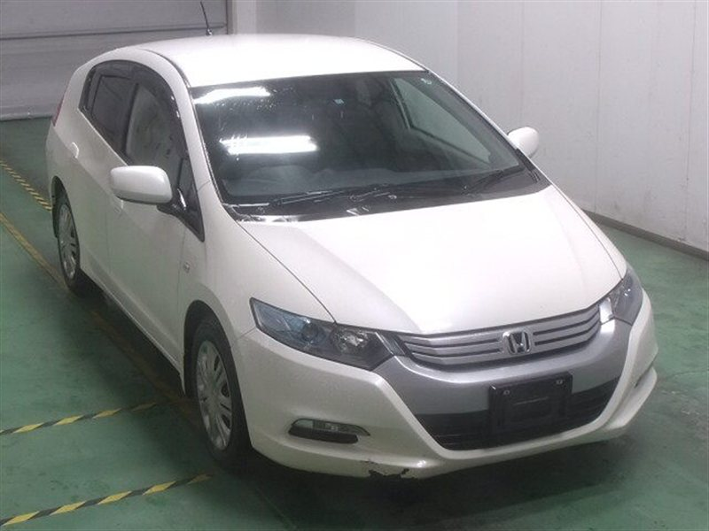 Автомобиль HONDA INSIGHT ZE2 LDA 2009 года в разбор