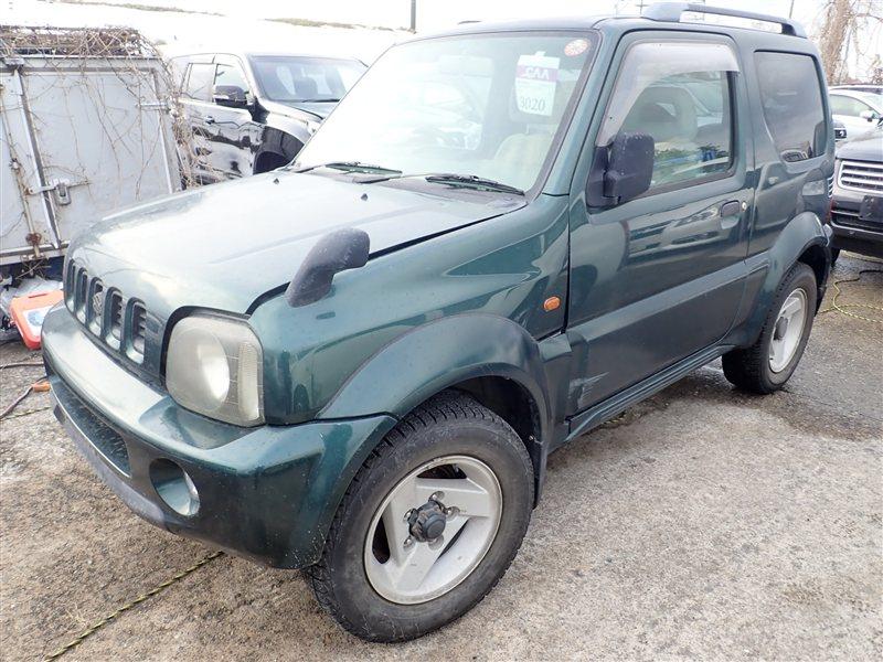 Автомобиль SUZUKI JIMNY WIDE JB33W G13B 1998 года в разбор