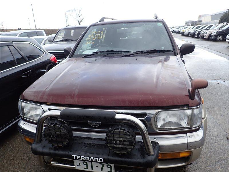 Автомобиль NISSAN TERRANO RR50 QD32ETI 1997 года в разбор