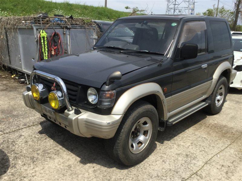 Автомобиль MITSUBISHI PAJERO V24WG 4D56T 1993 года в разбор