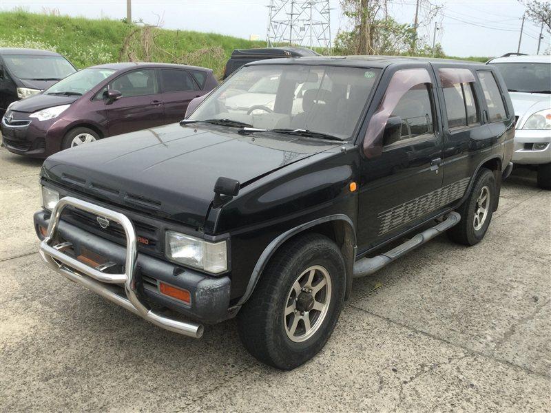 Автомобиль NISSAN TERRANO WBYD21 TD27T 1993 года в разбор