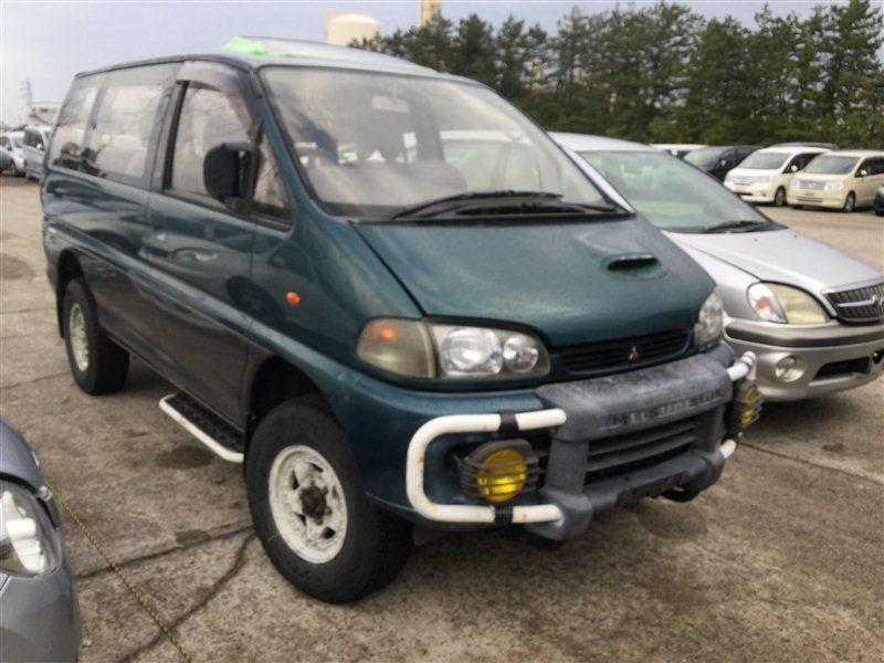 Автомобиль MITSUBISHI DELICA PD8W 4M40T 1994 года в разбор