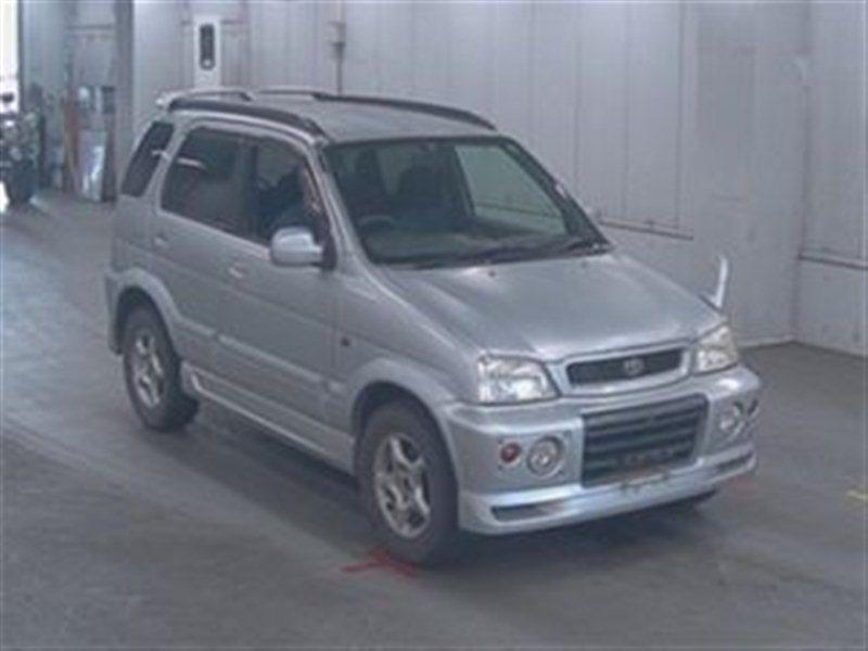 Автомобиль TOYOTA CAMI J100E HCEJ 1999 года в разбор