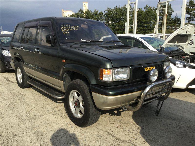 Автомобиль ISUZU BIGHORN UBS69GW 4JG2T 1993 года в разбор