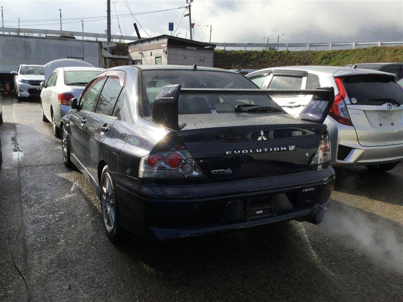 Автомобиль MITSUBISHI LANCER EVOLUTION CT9A 4G63T 2002 года в разбор