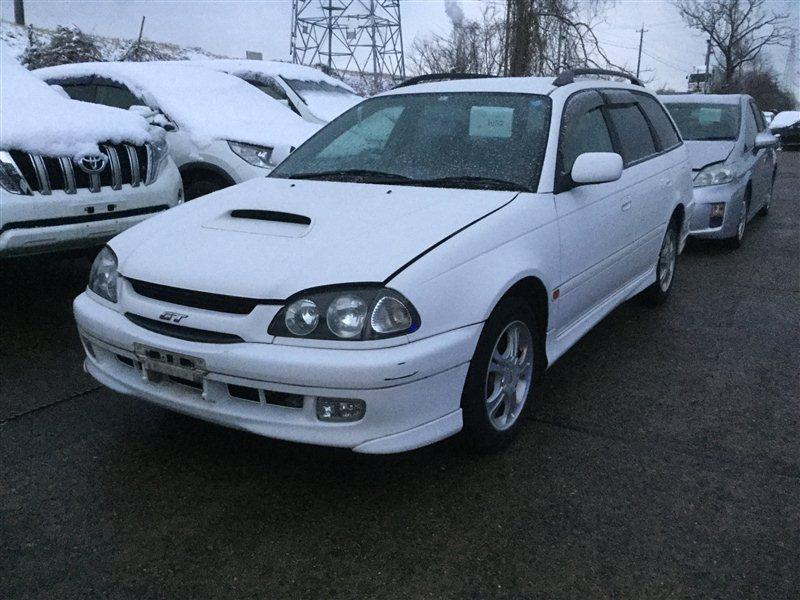 Автомобиль TOYOTA CALDINA ST215 3SGTE 1997 года в разбор