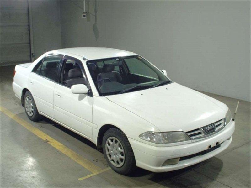 Автомобиль TOYOTA CARINA CT211 3CTE 2000 года в разбор