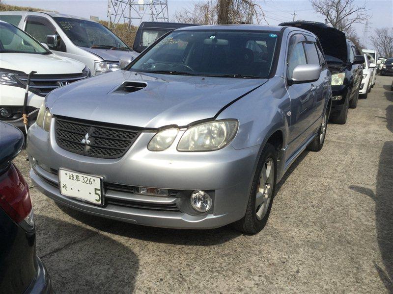 Автомобиль MITSUBISHI AIRTREK CU2W 4G63T 2003 года в разбор