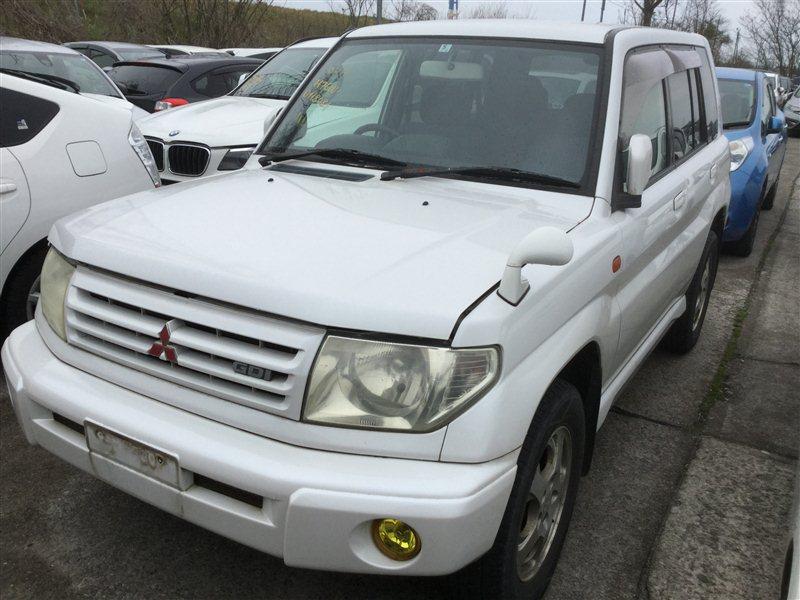 Автомобиль MITSUBISHI PAJERO IO H76W 4G93 2000 года в разбор