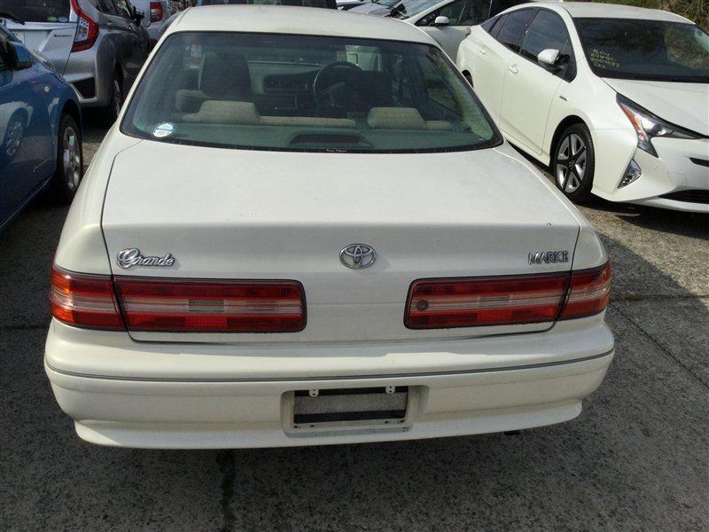 Автомобиль TOYOTA MARK II LX100 2LTE 1996 года в разбор