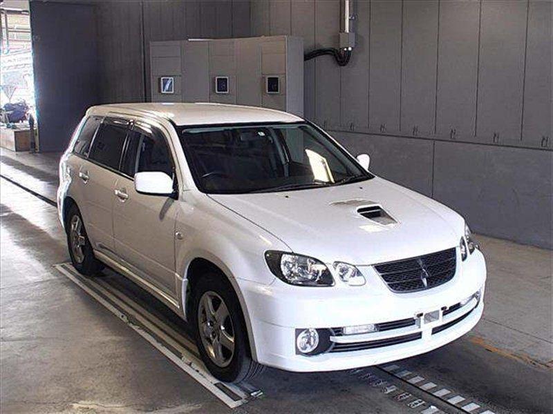 Автомобиль MITSUBISHI AIRTREK CU2W 4G63T 2004 года в разбор