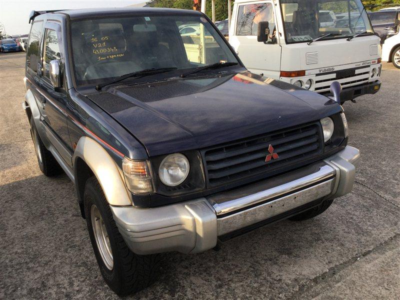Автомобиль MITSUBISHI PAJERO V21 4G64 1996 года в разбор