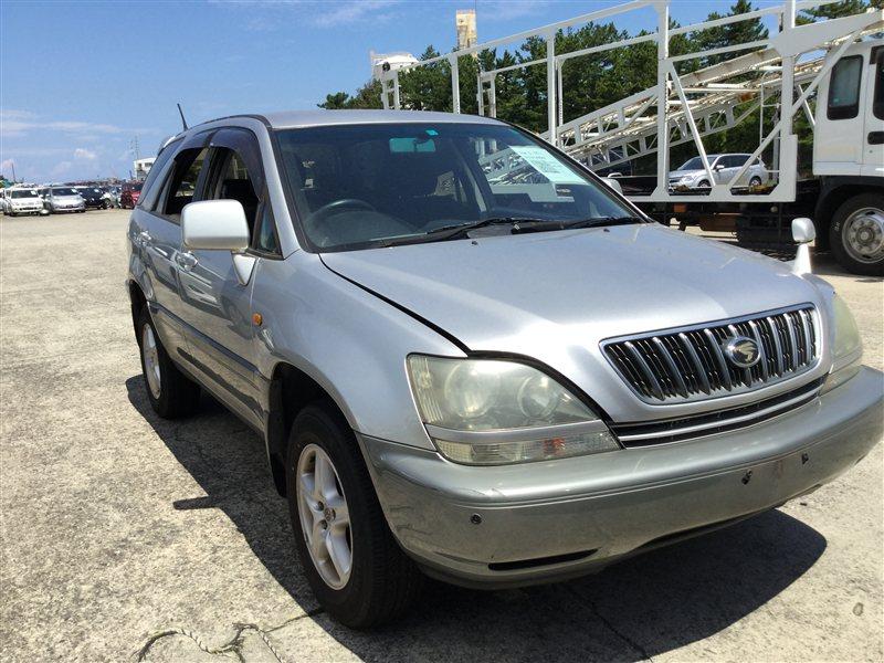 Автомобиль TOYOTA HARRIER MCU15 1MZFE 2000 года в разбор