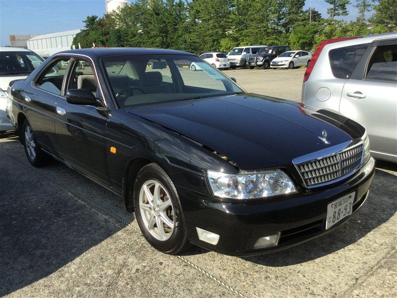 Автомобиль NISSAN LAUREL SC35,HC35,GNC35,GCC35,GC35 RD28 2000 года в разбор