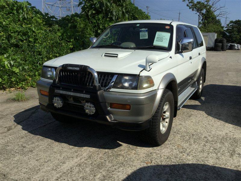 Автомобиль MITSUBISHI CHALLENGER K97WG,K94WG,K96W,K99W 4M40T 1996 года в разбор