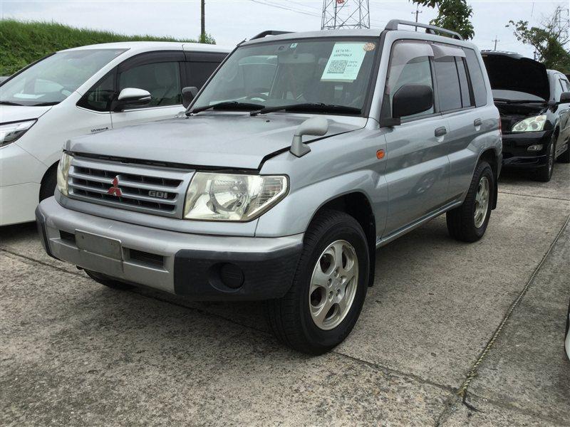 Автомобиль MITSUBISHI PAJERO IO H76W, H66W, H61W, H71W, H62W, H67W, H72W, H77W 4G93 1998 года в разбор