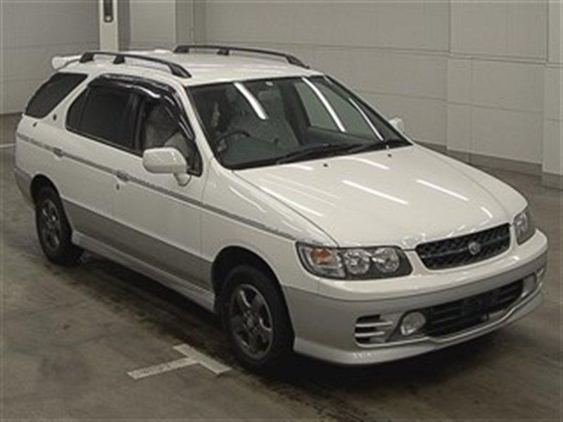 Автомобиль NISSAN R'NESSA PNN30, NN30, N30 KA24DE 1999 года в разбор