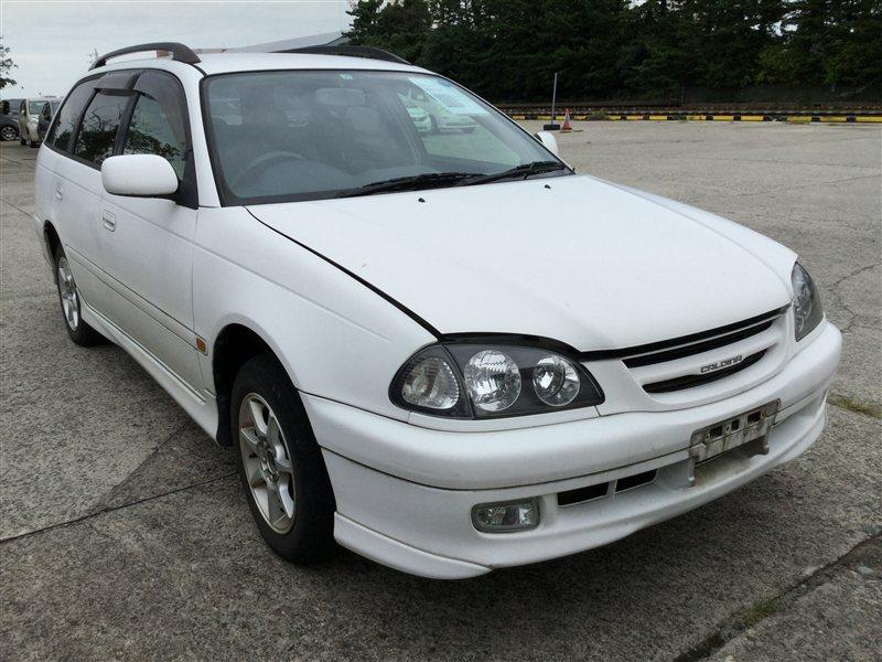 Автомобиль TOYOTA CALDINA ST215G, ST215W, CT216G, ST210G, AT211G 3SFE 1999 года в разбор