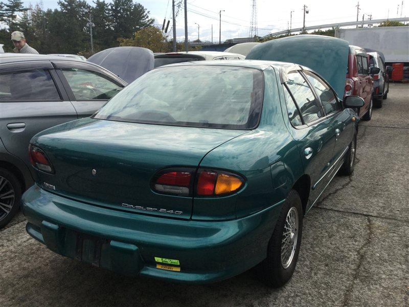Автомобиль TOYOTA CAVALIER TJG00 LD9 1997 года в разбор