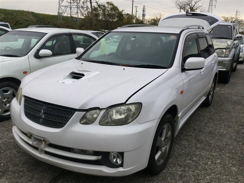 Автомобиль MITSUBISHI AIRTREK CU2W 4G63T 2002 года в разбор