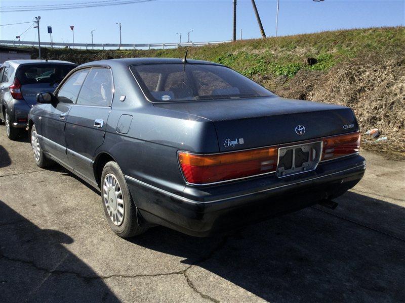 Автомобиль TOYOTA CROWN GS141 1GFE 1994 года в разбор