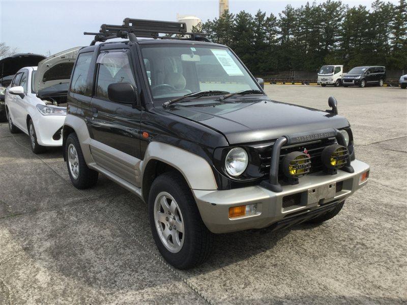 Автомобиль MITSUBISHI PAJERO JR H57A 4A31 1996 года в разбор