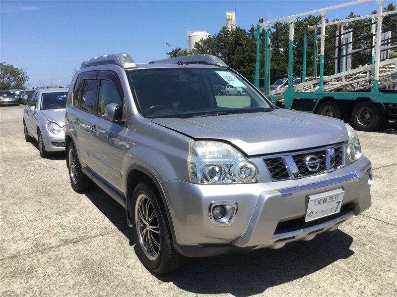 Автомобиль NISSAN X-TRAIL TNT31, NT31, T31, DNT31 QR25DE 2008 года в разбор