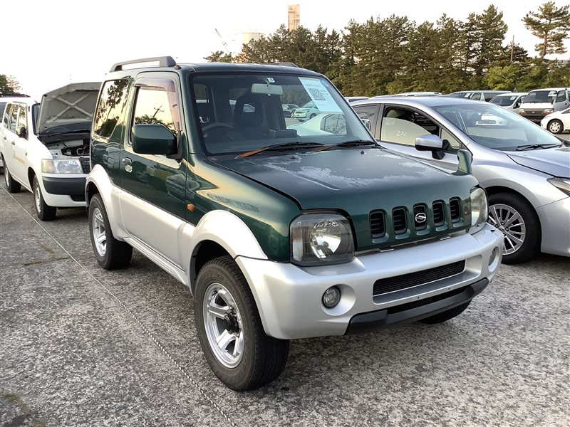 Автомобиль SUZUKI JIMNY WIDE JB43W, JB33W M13A 2003 года в разбор
