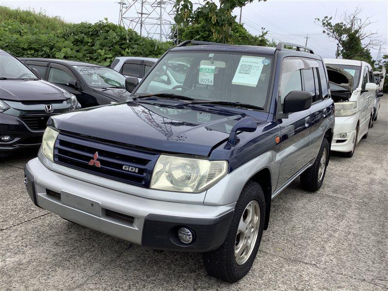 Автомобиль MITSUBISHI PAJERO IO H76W, H66W, H61W, H71W, H62W, H67W, H72W, H77W 4G93 1999 года в разбор