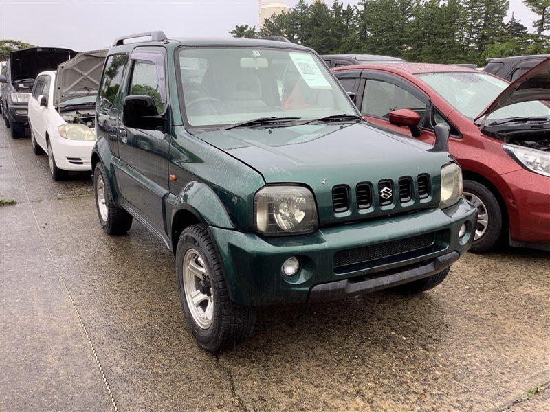 Автомобиль SUZUKI JIMNY WIDE JB33W, JB43W G13B 1998 года в разбор