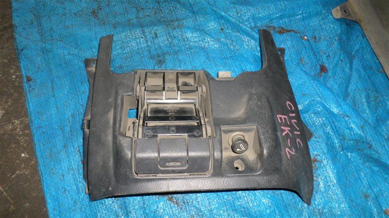 Консоли прочие Honda Civic EK2