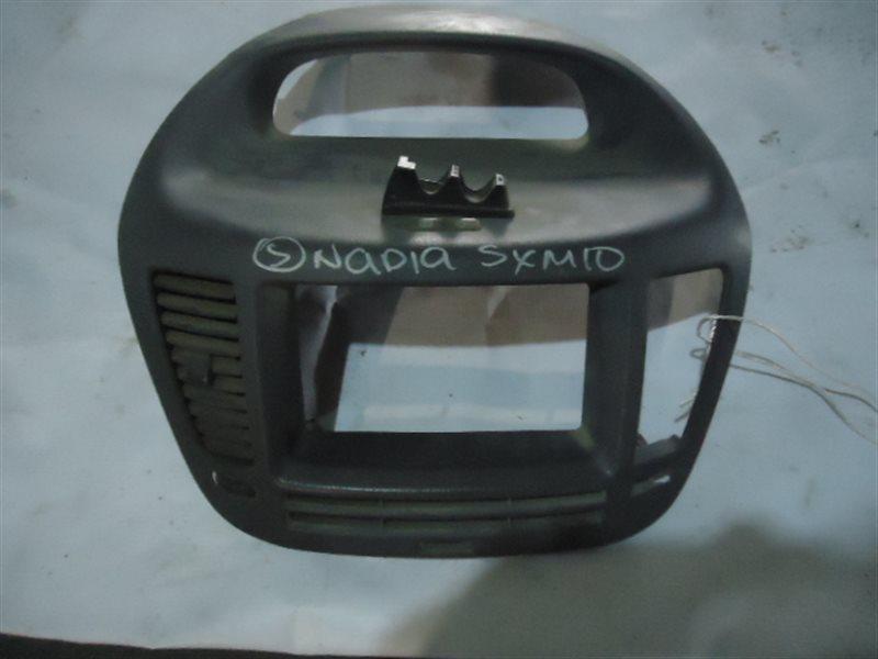 Консоль под спидометр Toyota Nadia SXN10