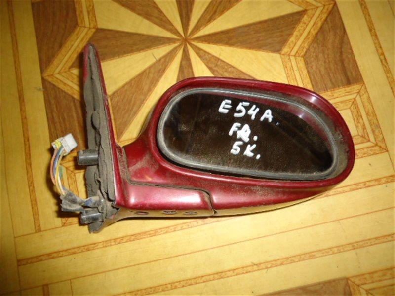 Зеркало Mitsubishi Emeraude E54A переднее правое