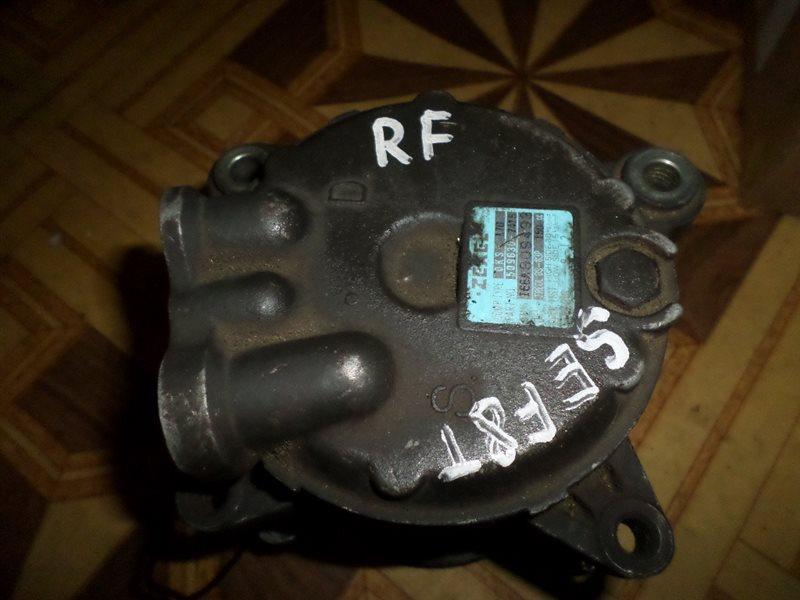 Компрессор кондиционера Mazda Bongo SEF8T RF