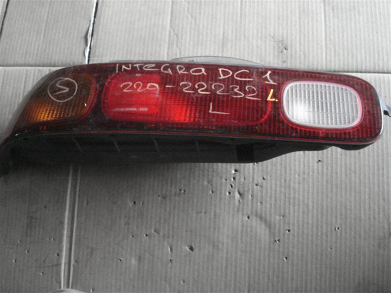 Стоп Honda Integra DC1 задний левый