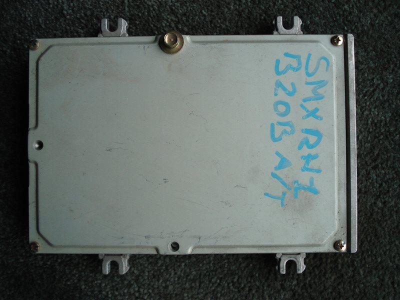 Блок efi Honda Smx RH1 B20B